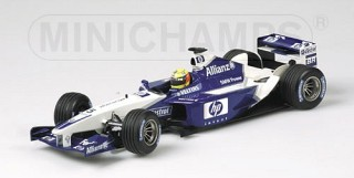 Williams FW24 No. 5 2002 (2. pol.) R. Schumacher