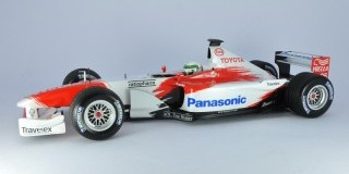 Toyota Panasonic TF102 No.25 2002 A. McNish