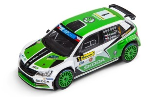 Škoda Fabia R5 2015 Barum Rally No.1