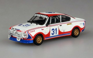 Škoda 130RS 1979 Acropolis Rally No.31