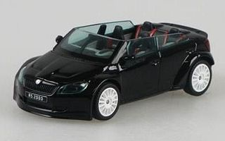 Škoda Fabia RS2000 Concept Car