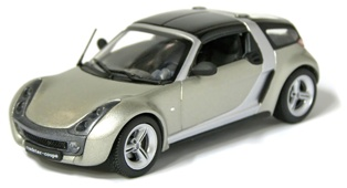 Smart Roadster-Coupé 2003