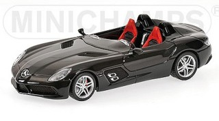 Mercedes Benz SLR McLaren Stirling Moss 2009