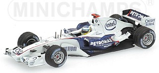 BMW Sauber F1.06 2006 No.16 Nick Heidfeld