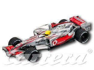 McLaren Mercedes MP4-22 (2008) No.22