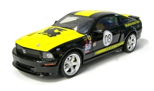 Ford Mustang 2008 Shelby Terlingua