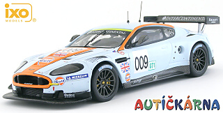 Aston Martin DBR9 2008 Presentation Version No.009