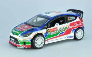 Ford Fiesta RS WRC 2011 Rally Portugal No. 3