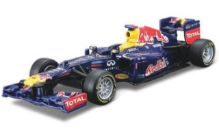 Red Bull Racing 2012 RB8 Sebastian Vettel No.1