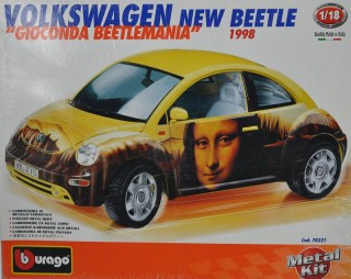 "Volkswagen New Beetle 1998 ""Gioconda Beetlemania"""