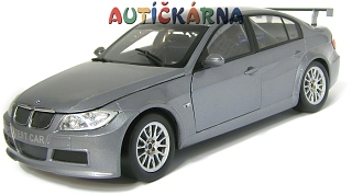 BMW 320si WTTC 2008 Test Car