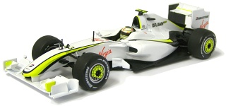 Brawn GP BGP 001 2009 No.23 Rubens Barrichello