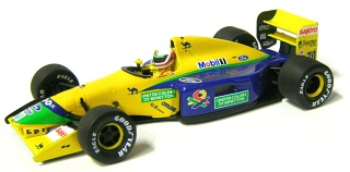 Benetton Ford B191B 1992 No.20 Martin Brundle