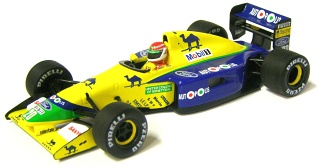 Benetton Ford B191 1991 No.20 Nelson Piquet