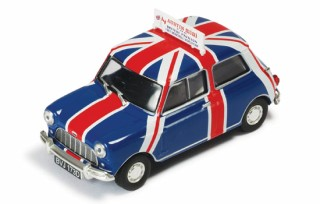 "Mini ""British Pavilion 1967"