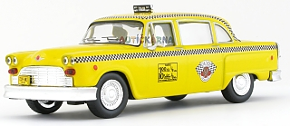 Checker 1980 Taxi New York