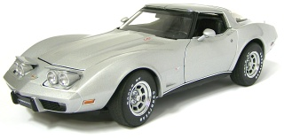 Chevrolet Corvette 1978 25th Anniversary Edition