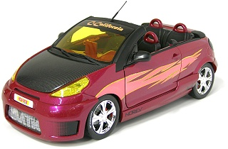 Citroen C3 2004 Pluriel - C-California tuning