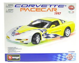 Chevrolet Corvette 1997 Pace Car