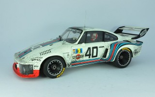 Porsche 935 Turbo 1976 Le Mans No.40