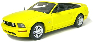 Ford Mustang 2005 GT cabriolet