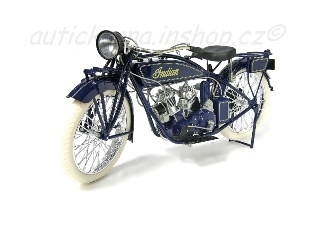 Indian Scout  (1920) modrý