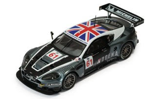 Aston Martin DBR9 2006 1000 km Spa No. 61