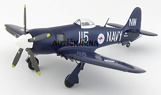 Hawker Sea Fury FB.11 724 Sqn. Royal Australian Navy