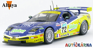 Chevrolet Corvette C5R 2006 Le Mans No.72