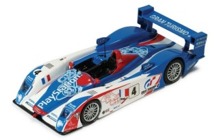Audi R8 Playstation Oreca 2005 Le Mans No. 4