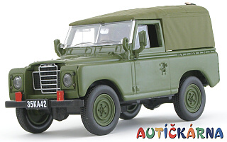 Land Rover Series III - The Living Daylights