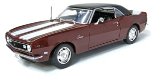 Chevrolet Camaro Z28 1968 coupe