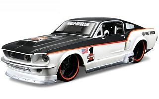 Ford Mustang GT 1967 H-D