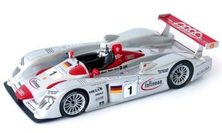 Audi R8 2001 Le Mans No.1 - winner