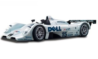 BMW V12 LMR 1999 Le Mans No.15 - winner