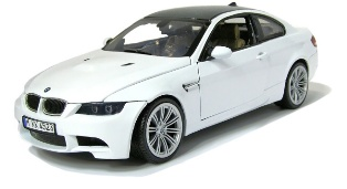 BMW M3 2008 coupe