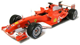 Ferrari F2004 2004 No.1 Michael Schumacher