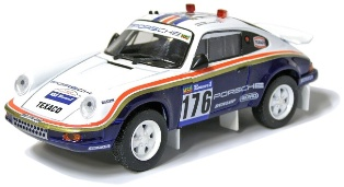 Porsche 9114WD (1984) Rally Paris-Dakar No.176