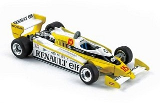 Renault RS11 1979 Jabouille No.15
