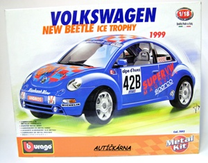 Volkswagen Beetle Ice Trophy 1999 No.42B