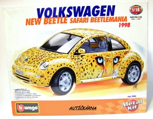 Volkswagen Beetle Safari Beetlemania