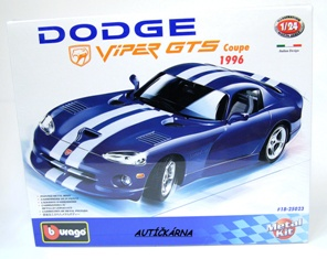 Dodge Viper GTS coupe 1996