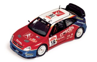 Citroen Xsara WRC 2003 Rally Sanremo No. 18