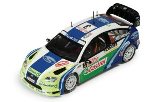 Ford Focus RS WRC 2006 Rallye Monte Carlo No. 3