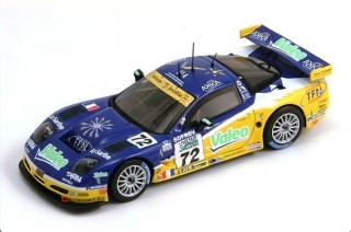 Chevrolet Corvette C5R 2006 Le Mans No. 72