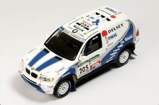 BMW X5 2003 Dakar No. 205