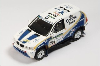 BMW X5 2004 Dakar No. 207