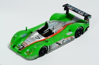 Courage C60 Pescarolo 2002 Le Mans No. 17