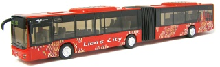 MAN Lion's City G - kloubový autobus