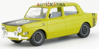 Simca 1000 SRT 1973 No.73